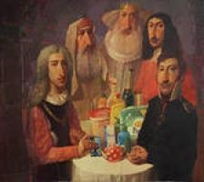 В музее Верещагина открылась выставка-реквием народного художника Украины