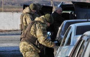 Возобновил работу пункт пропуска Марьинка, закрывавшийся из-за обстрелов