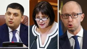 Ложкин рассказал, кого у Порошенко видят в качестве замены Яценюку