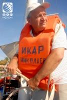 Вчера умер почетный гражданин Николаева Борис Немиров, совершивший кругосветное путешествие на яхте «Икар»