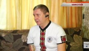 Николаевский «киборг» Александр Терещенко вернулся из Германии с современными протезами
