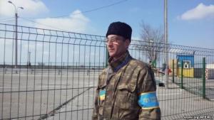 На границе с Крымом будет дежурить крымско-татарское подразделение
