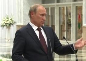 Путин прокомментировал инцидент с российскими десантниками, задержанными в Украине