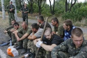 Пленных украинских военных вывозят на допросы в РФ