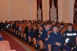 Николаевские правоохранители и общественники согласовали свои действия во время проведения выборов