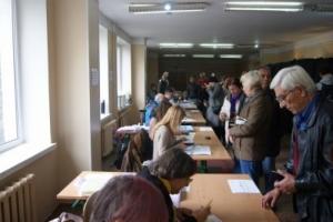 Явка избирателей на выборах в Одессе составила 38%