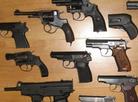 В Николаеве вместо солнцезащитных очков продавали… оружие