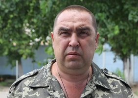Глава самопровозглашенной «ЛНР» Игорь Плотницкий вызвал Порошенко на дуэль