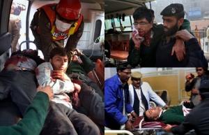 Все террористы, захватившие школу в Пакистане, убиты