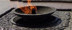 В Херсоне за неуплату потушен Вечный огонь