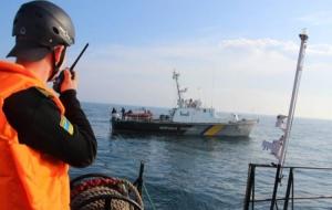 Пограничники и авиация будут контролировать акваторию Черного моря на майские праздники