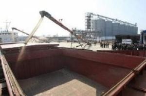 Американская компания построит зерновой терминал в морпорту Одесской области