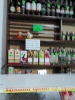 Возле полигона Широкий Лан жители устроили «алкобизнес» - волонтер