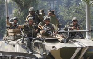 В штабе АТО сообщают о больших потерях сепаратистов и пополнении их рядов с территории РФ