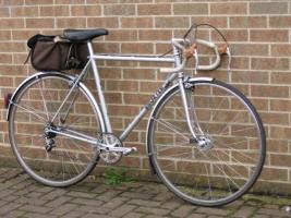 В Николаеве у мужчины украли велосипед