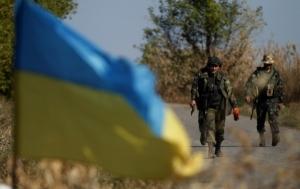 За сутки в зоне АТО 10 украинских военнослужащих получили ранения