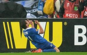 «Днепр» победил «Наполи» и прошел в финал Лиги Европы