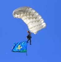 Офицеры 79-й бригады, у которых не раскрылись парашюты, остались живы