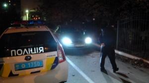 В Одессе полицейские оцепили здание ГАИ