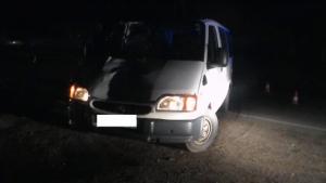 В Вознесенском районе в дорожно-транспортном происшествии погиб пешеход (ФОТО)