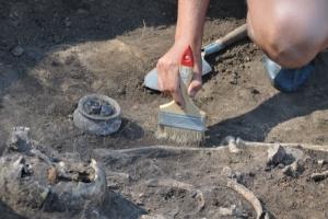 В Херсонской области раскапывают древние поселения