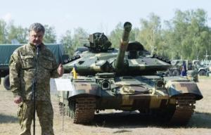 Президент ввел в действие решение СНБО про обороноспособность Украины