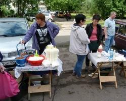 Нардепы разрешили торговать домашним молоком и мясом на рынках