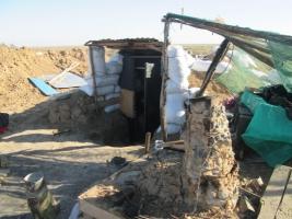 «…А условий для жизни - НОЛЬ». Херсонские волонтеры утверждают, что на границе с Крымом украинские военные живут в жутких условиях