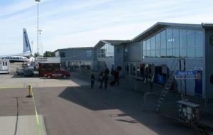 Аэропорт Стокгольма эвакуирован из-за взрывчатки