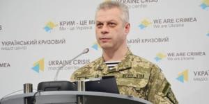 В зоне АТО за сутки погиб 1 украинский военный, 6 ранены