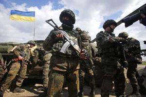 Силы АТО за прошедшие сутки уничтожили 3 танка и 12 террористов