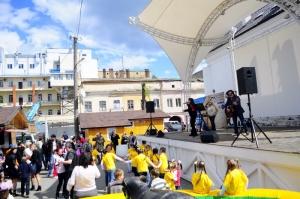 В Одессе День Победы отметили праздничным концертом