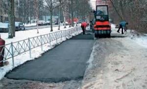 Николаевская служба автодорог решила зимой отремонтировать киевскую трассу за  158 миллионов гривен