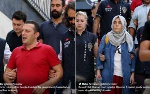 В Турции суд арестовал 17 журналистов за связь с проповедником Гюленом
