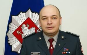 Главный полицейский Вильнюса примет участие в реформировании правоохранительных органов Украины