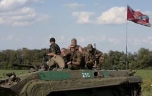 Боевики вывозят оружие и боеприпасы в лесопосадки и на свалки - штаб АТО