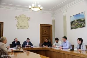В Николаеве заработал комитет по разработке Стратегии развития города