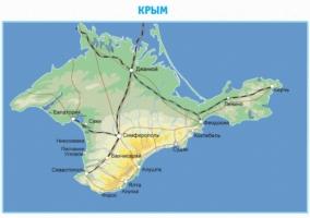 В России по-новому изложили историю Крыма
