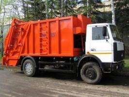 В Николаеве потратят почти 1,5 млн. грн. на покупку нового мусоровоза