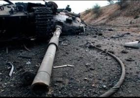 Украинские военные отбили атаку боевиков возле Зайцево, — штаб АТО