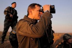 Ляшко о николаевских десантниках: «Бойцы днями сидят без еды, воды, боеприпасов»