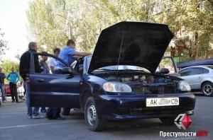 В Николаеве задержали «таксиста» с полным багажником боевых гранат РГД-5