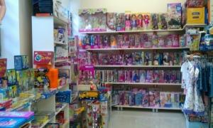 В Николаеве ограбили магазин детских товаров