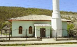 В Крыму пытались сжечь мечеть