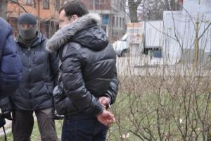 В Николаеве суд арестовал следователя полиции, попавшегося на взятке в 40 тыс. грн.