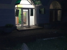 В Киеве ночью прогремели взрывы возле двух отделений