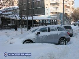 В Одесской области спасли свыше 2 тысяч человек из снежных ловушек