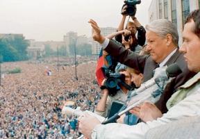 25 лет назад в СССР произошел августовский путч