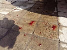 В одесском супермаркете продавец избил пьяного вора