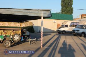 Николаевский перевозчик, которого после ДТП проверяет Укртрансинспекция, не допустил в здание журналистов